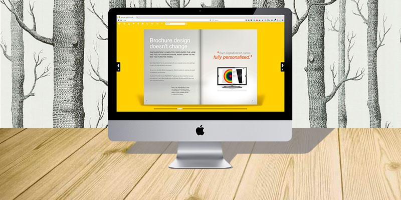 diseño de folletos publicitarios en Barcelona